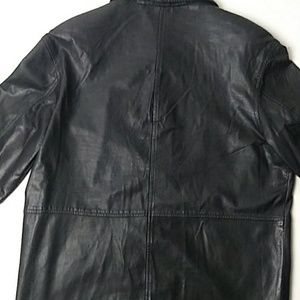Pierre Cardin Jackets & Coats - PIERRE CARDIN VINTAGE LEATHER JACKET